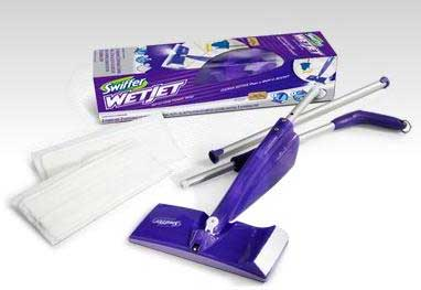 Swiffer and your pet
